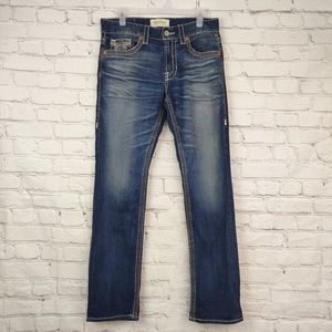Big star pioneer straight jeans